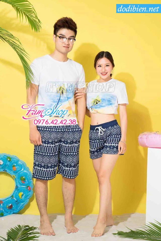 Do doi di bien tai Trang Tien