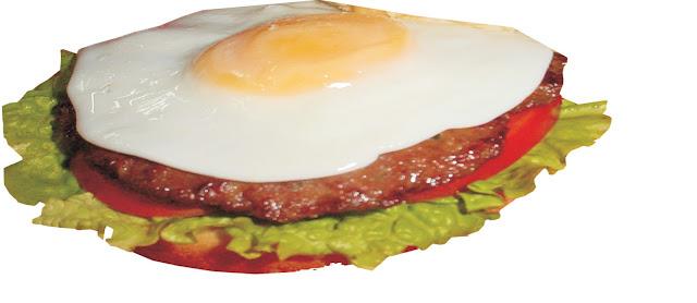 Extra huevo a la plancha de OCASO el gran sabor.
