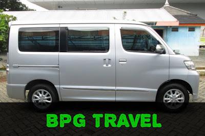Travel Banjarnegara Jogja
