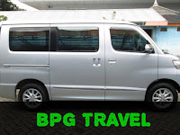 Travel Banjarnegara Jogja - BPG Travel