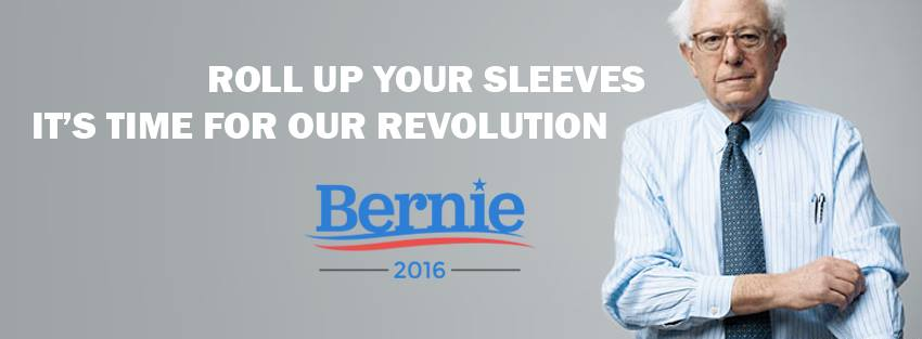 #Feel The Bern