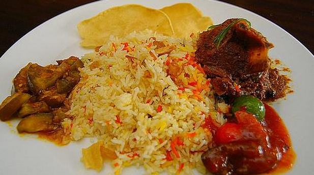 Resepi Nasi Minyak Terengganu