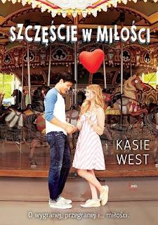 """""""Szczęście w miłości"""" Kasie West"""