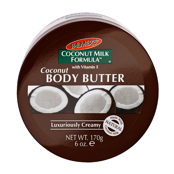 Review: Palmers Coconut Butter