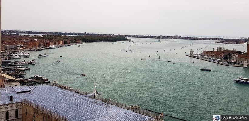 Lagoa de Veneza - O que fazer em Veneza