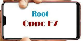 root oppo f7