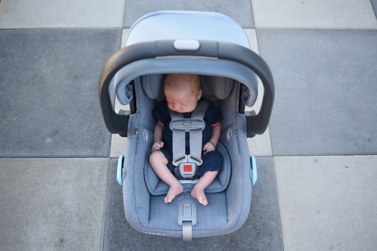 I Shared Yesterday About My Favorite Baby Gear For Three Kiddos And One Of Items Is Our UPPAbaby MESA Infant Carseat It Actually Safety
