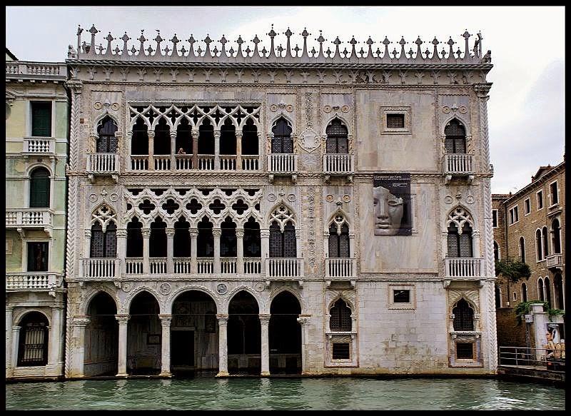 Ca'D'Oro-Venice