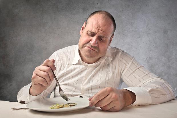 Resultado de imagem para imagens de pessoas com perda de apetite