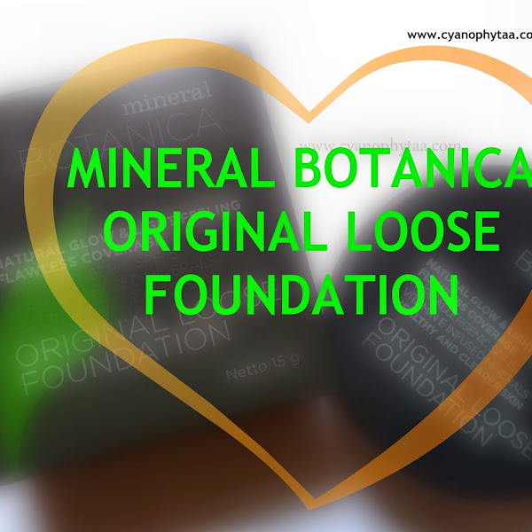 Review Mineral Botanica Original Loose Foundation (02 Natural)