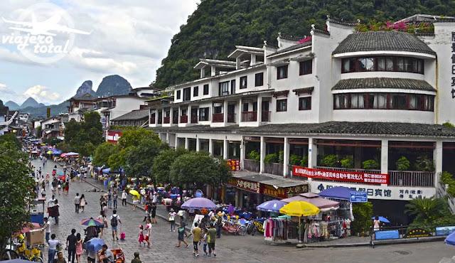 West Street - Xi Jie - Yangshuo