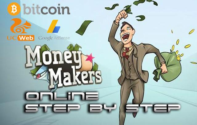 panduan cara mendapat uang di internet dengan mudah