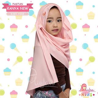 jilbab anak pashmina kanya by miulan