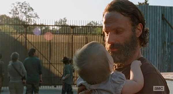 Alexandria en The Walking Dead 5x11