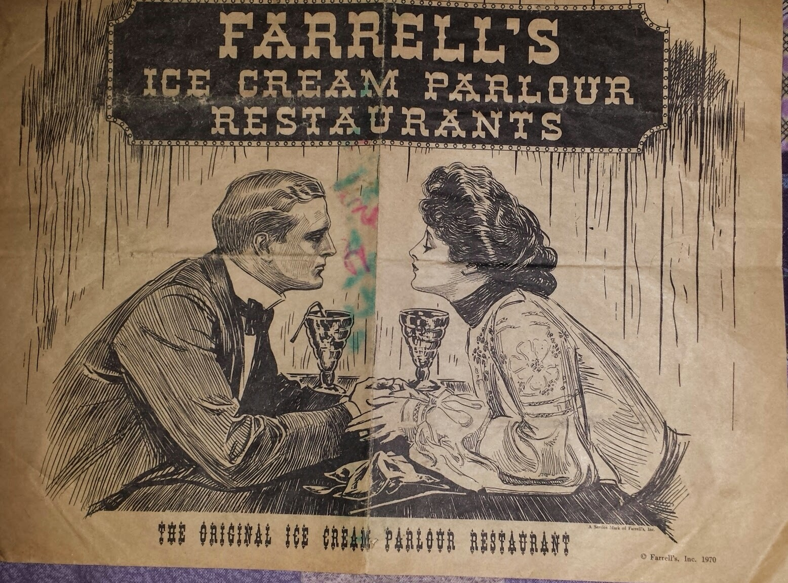 Farrell's Ice Cream Parlor, Flint, Michigan, Ancestors, Fun, Ice Cream,