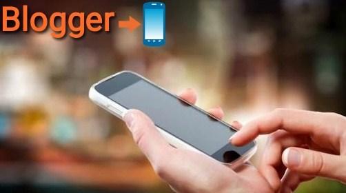 3 Aplikasi Untuk Memulai Ngeblog Di Hp Android