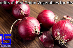 Benefits of Red Onion Vegetables for Health