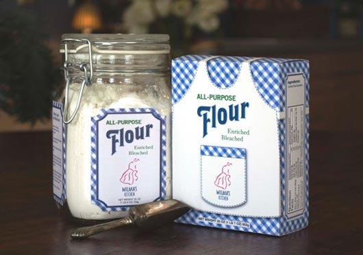 30 Gorgeous Flour Package Designs  JayceoYesta