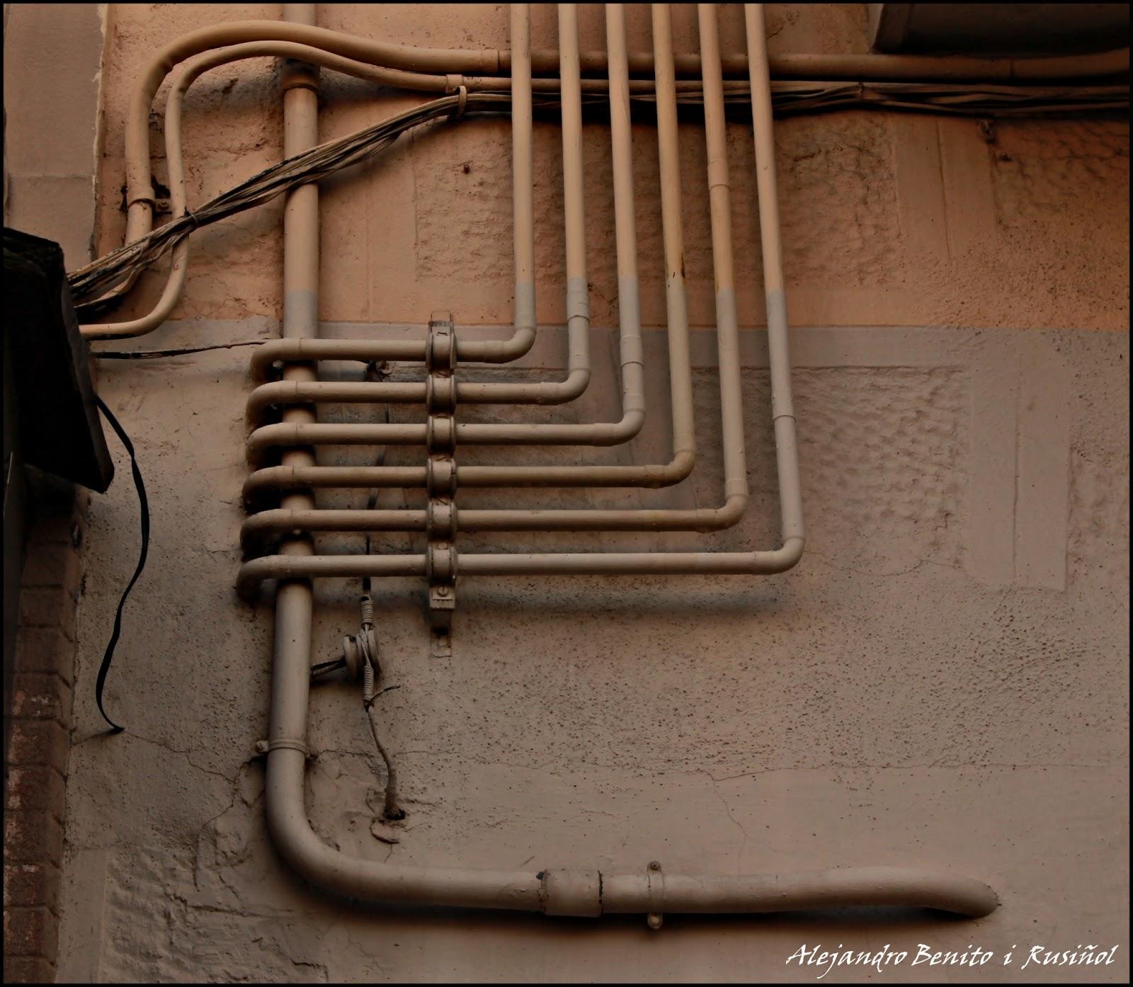 Electricidad electricitat acometidas el ctricas y - Tubos pvc electricidad ...