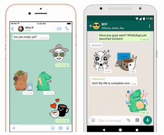 WhatsApp Stickers: Cara Menggunakan Stiker Di WhatsApp