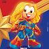 Mônica se transforma em Capitã Marvel