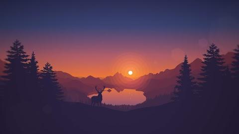 Poly Lakeside - MKBHD Desktop Wallpaper