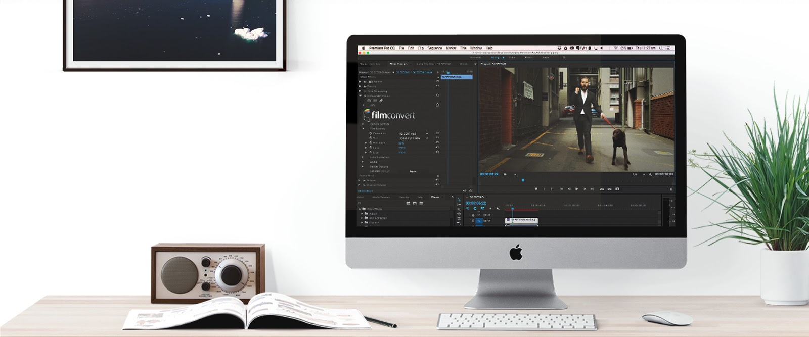 FilmConvert Pro 2 40b for After Effects-Premiere Pro + crack
