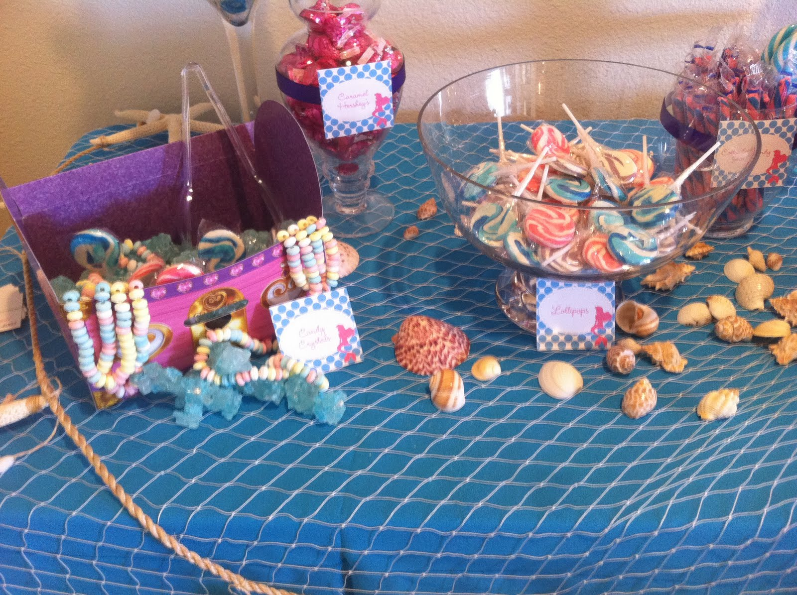 Sweet Sensations Candy Stations Birthday Candy Buffet Little