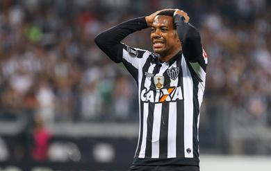 95a047e057 Robinho não marca gols há 19 jogos (Créditos  Bruno  Cantini Flickr Atlético-MG)