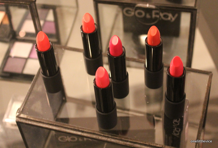 one little vice beauty blog: glo & ray makeup