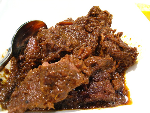 how to cook beef rendang indonesian style