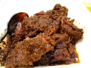 Resep Masakan Rendang Padang Daging Sapi Asli Hitam Pariaman Pedas Kering Yang Enak