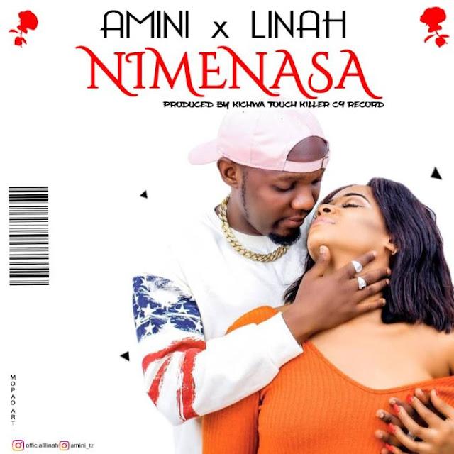 Amini Ft. Linah - Nimenasa