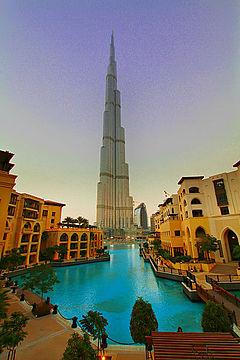اماكن سياحية فى دبي