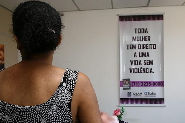 Damares Alves sobre violência contra a mulher