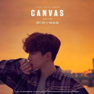 2PM : Jun Ho – CANVAS Albümü