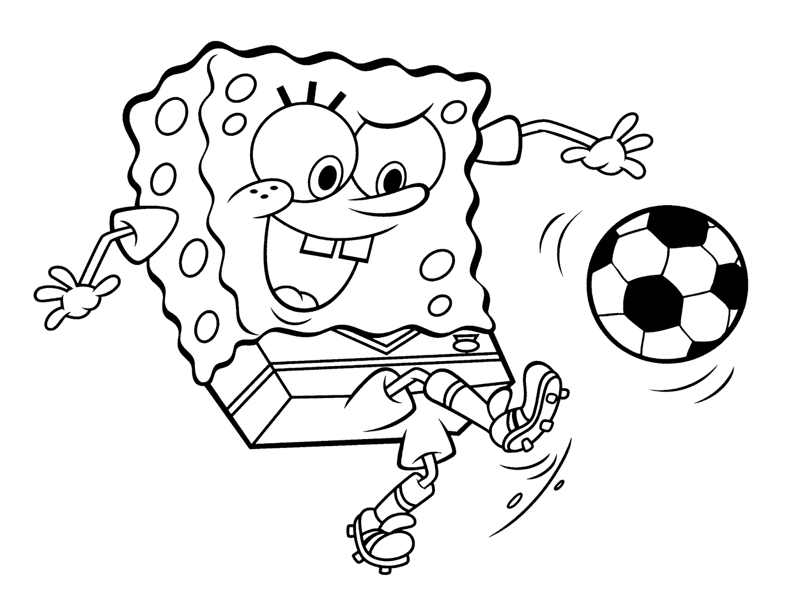 Types Of Sports Coloring Pages For Kids Football And Rugby Coloring Image