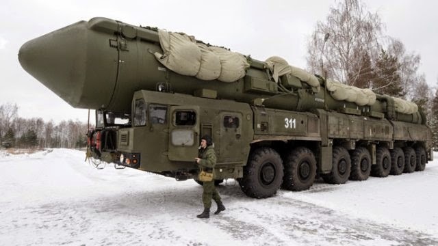 Russian Strategic Nuclear 21