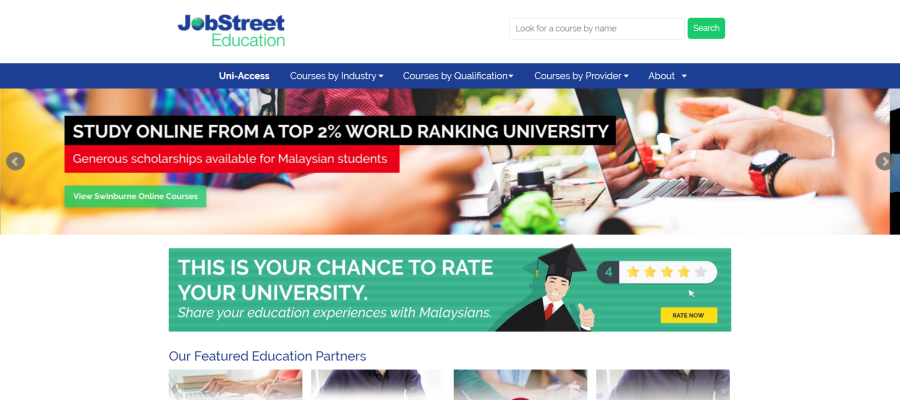 JobStreet Education
