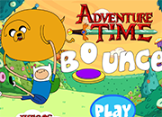 Adventure Time Bounce  juego