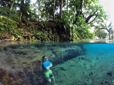 Sumber Mata Air Krabyakan Malang