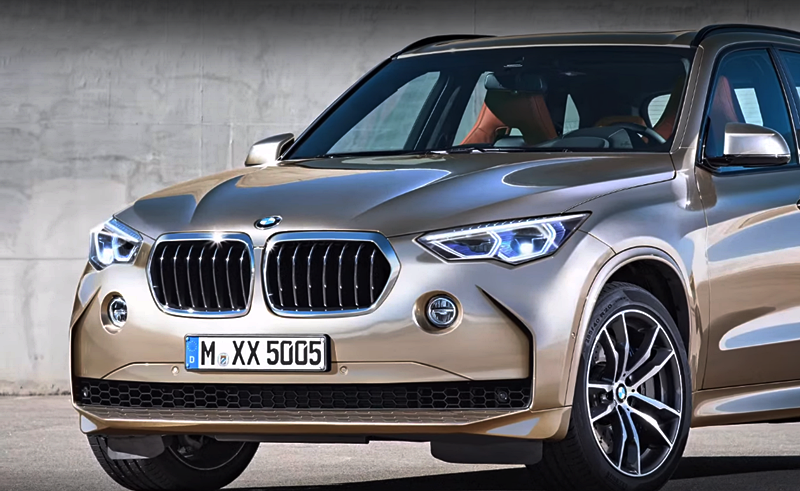 2019 BMW X5 Facelift Redesign Exterior and Interior