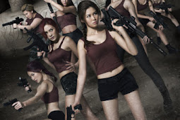 Special Female Force / 辣警霸王花 (2016) - Chinese Movie