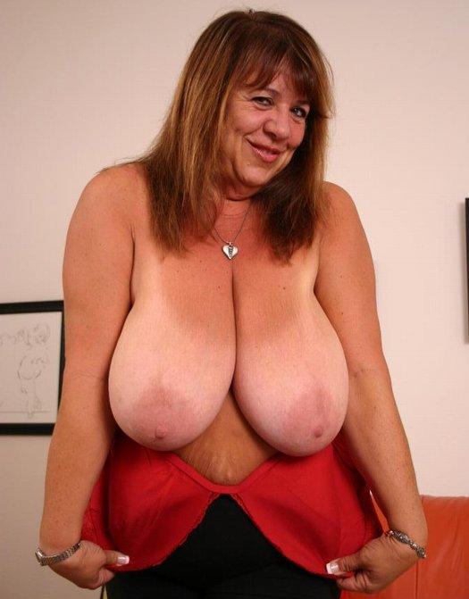 Large Boobs Mature 71