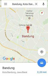 Cara menggunakan aplikasi google maps secara offline