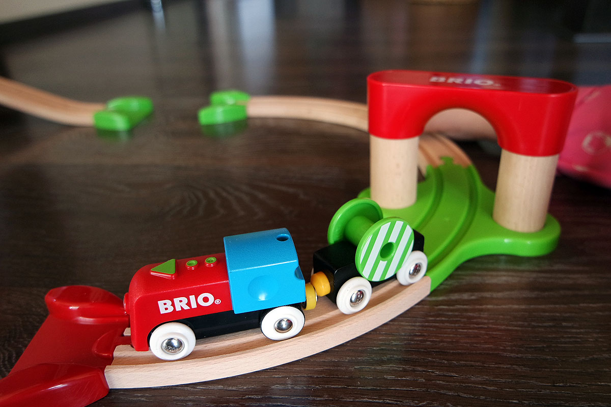 my first railway von brio für die kleinsten mit tollem gewinnspiel