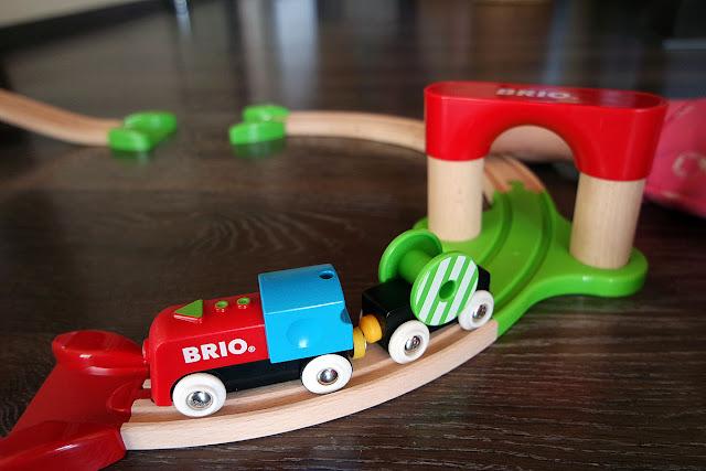 BRio Holzeisenbahn