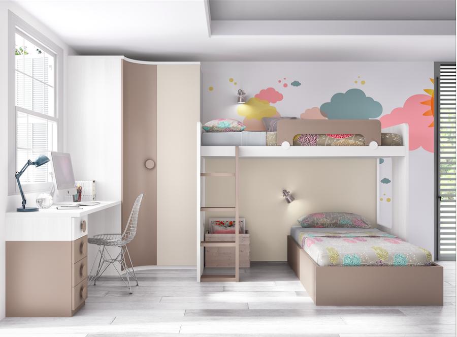 Habitaciones para bebes - Habitaciones infantiles economicas ...