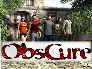 Baixar o jogo Grátis Obscure 1 PS2 Torrent (Free)