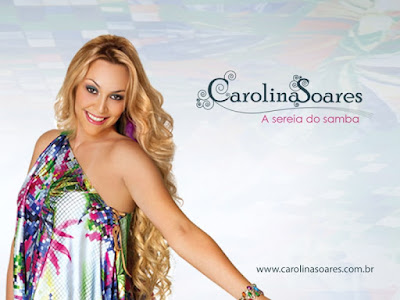 Carolina Soares se apresenta em Registro-SP neste domingo, 4/06